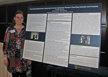 Senior honors students complete thesis projects in mathematics
