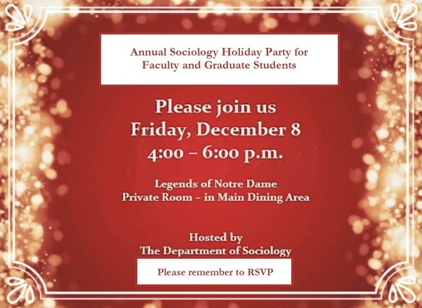 Holiday Party Invite For Web Page