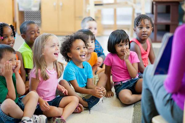 Preschool Children Feature